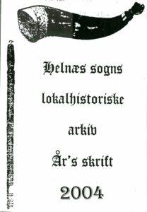 Årsskrift 2004